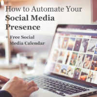 How to Automate Your Social Media Presence