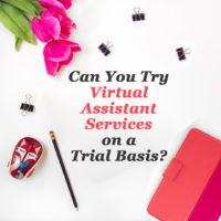 Can you try virtual assistant services on a trial basis?