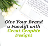 Give Your Brand a Facelift with Great Graphic Design