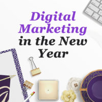 Digital Marketing in the New Year