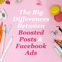 JLVAS-The Big Differences Between Boosted Posts and FB Ads