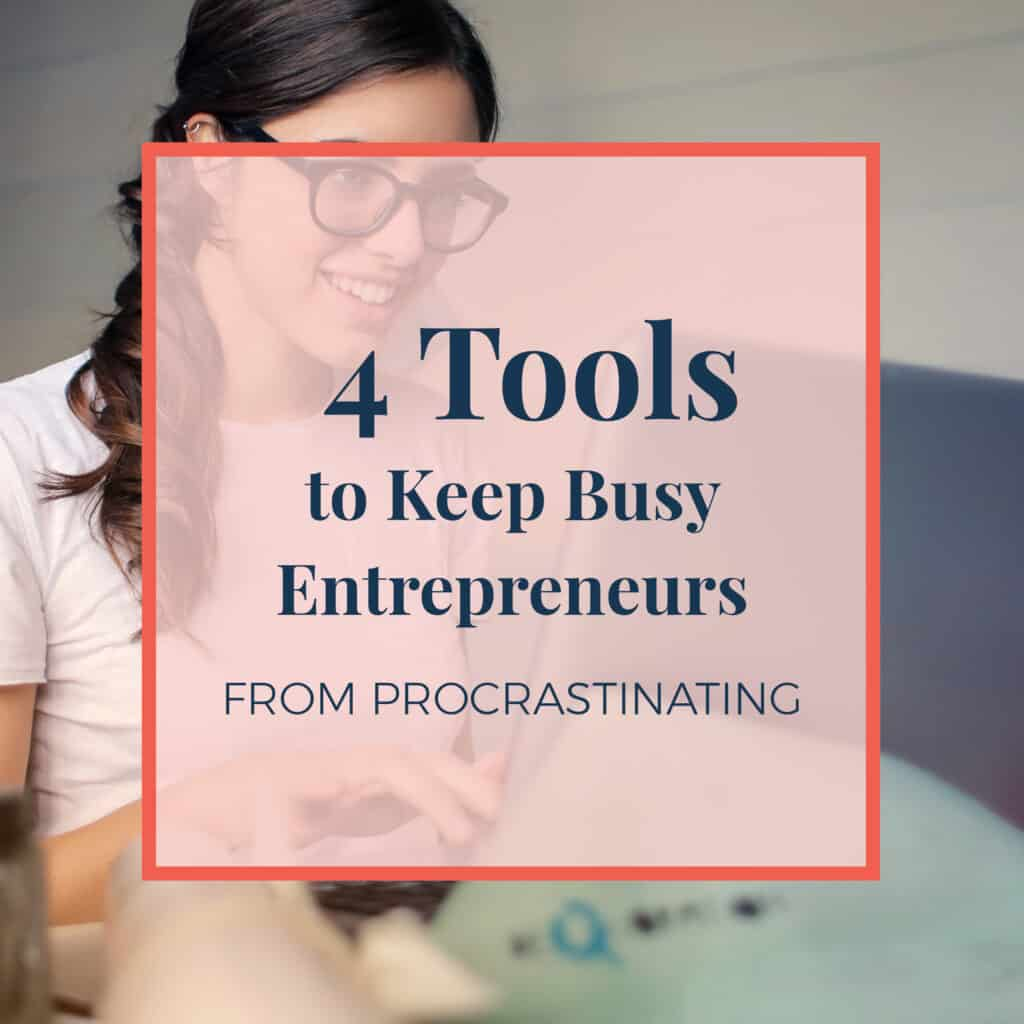 Jennie-Lyon-4-tools-to-keep-busy-entrepreneurs-from-procrastinating