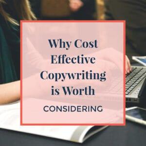cost effective copywriting