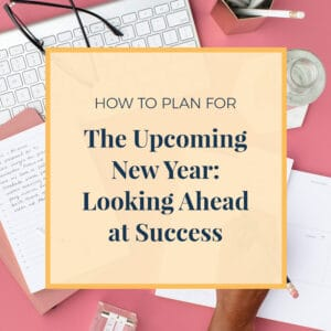 JLVAS How to Plan for the upcoming new year