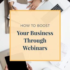 JLVAS-How to Boost your business through webinars
