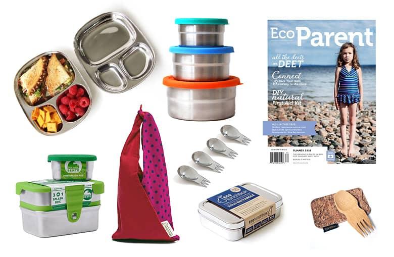ECOlunchbox-EcoParent Collage