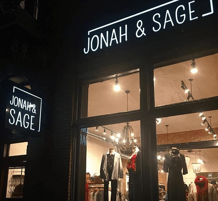Jonah and Sage
