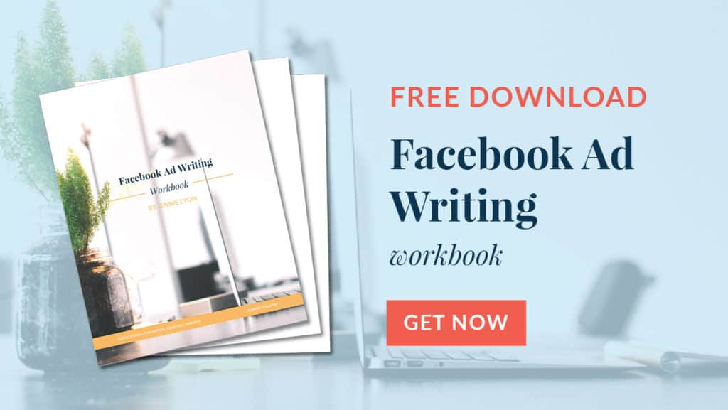 Facebook Ad Writing Workbook