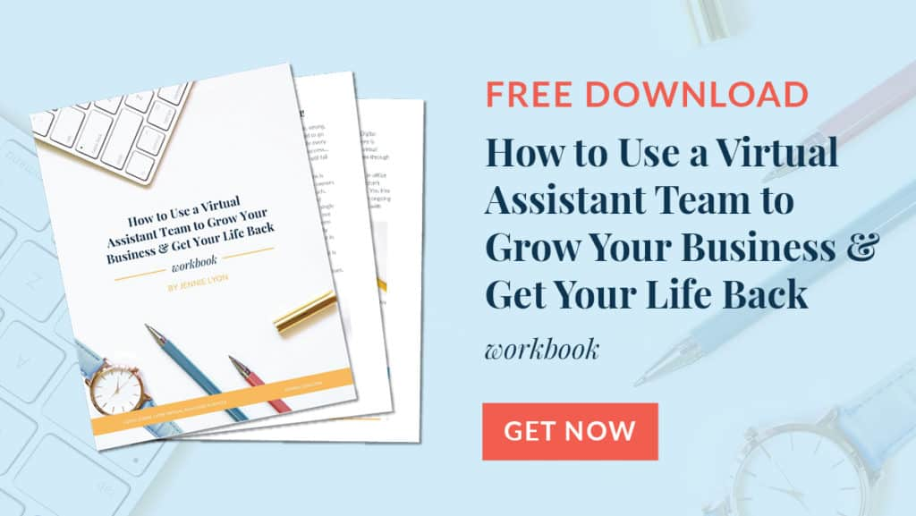 How to use a VA Team to Grow Your Business