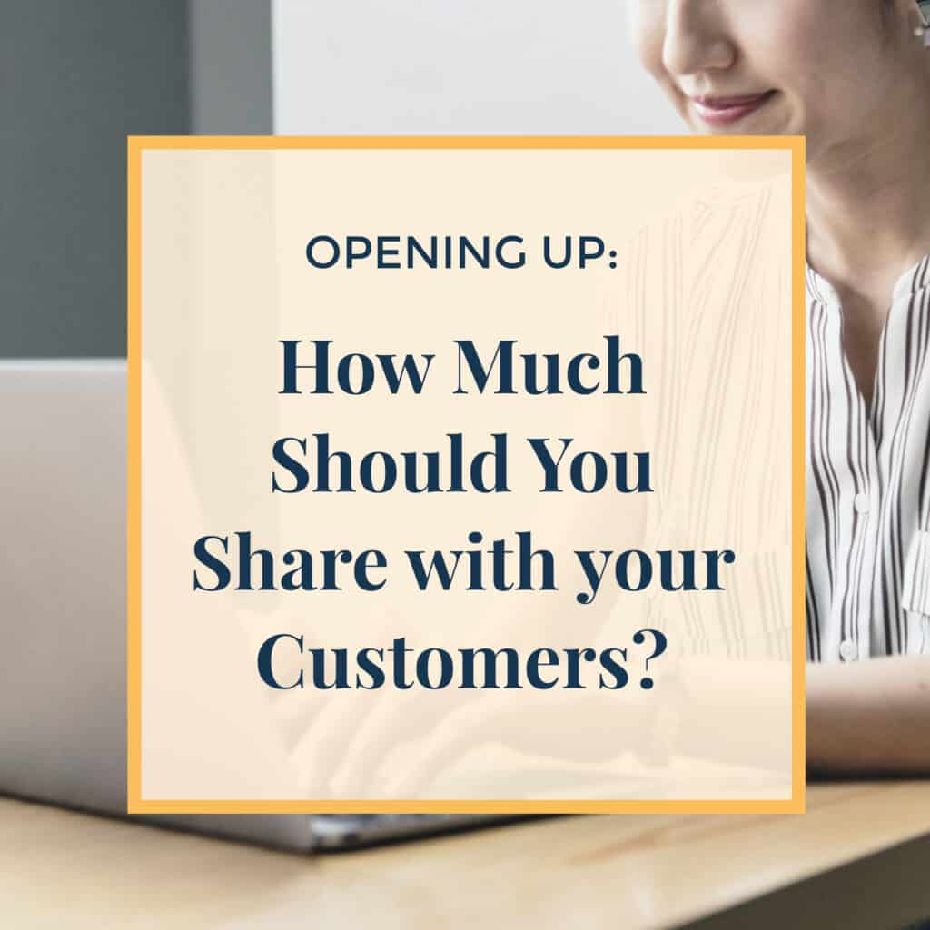 Jemnie-Lyon-how-much-should-you-share-with-your-customers
