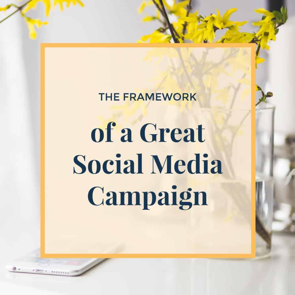 Jennie-Lyon-framework-of-social-media-campaign