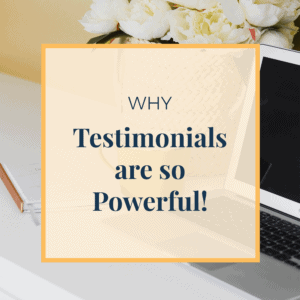 Why testimonials are so important