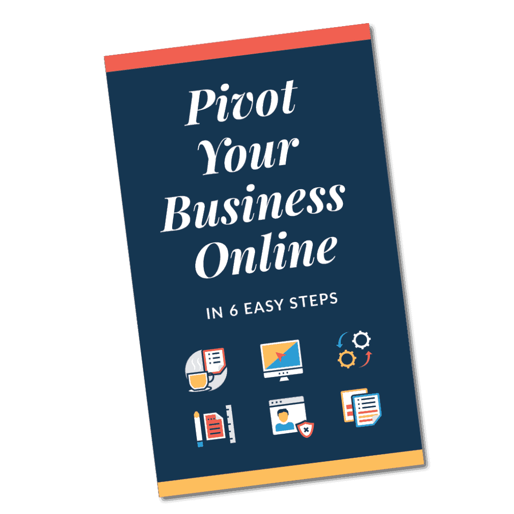 Pivot Your Business Online in 6 Easy Steps Cover Art