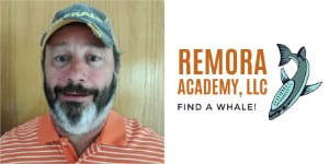 David Knutson Headshot, Remora Academy Logo