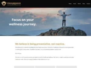 Progressive Ethos Website