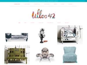 Ulloo 42 Website