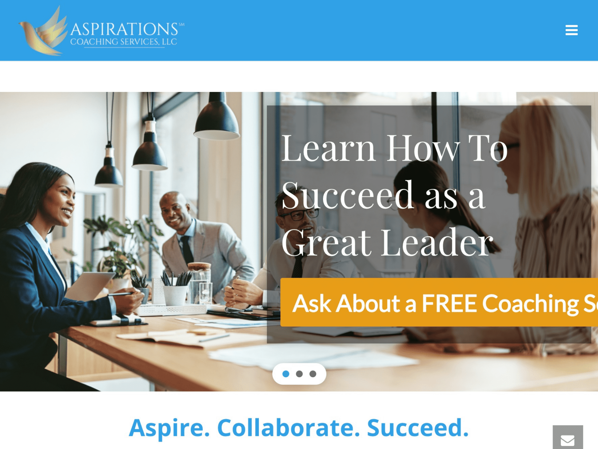Aspirations Coaching Services Small